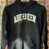 black hoodie sweatshirt