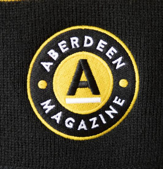 black yellow scarf logo